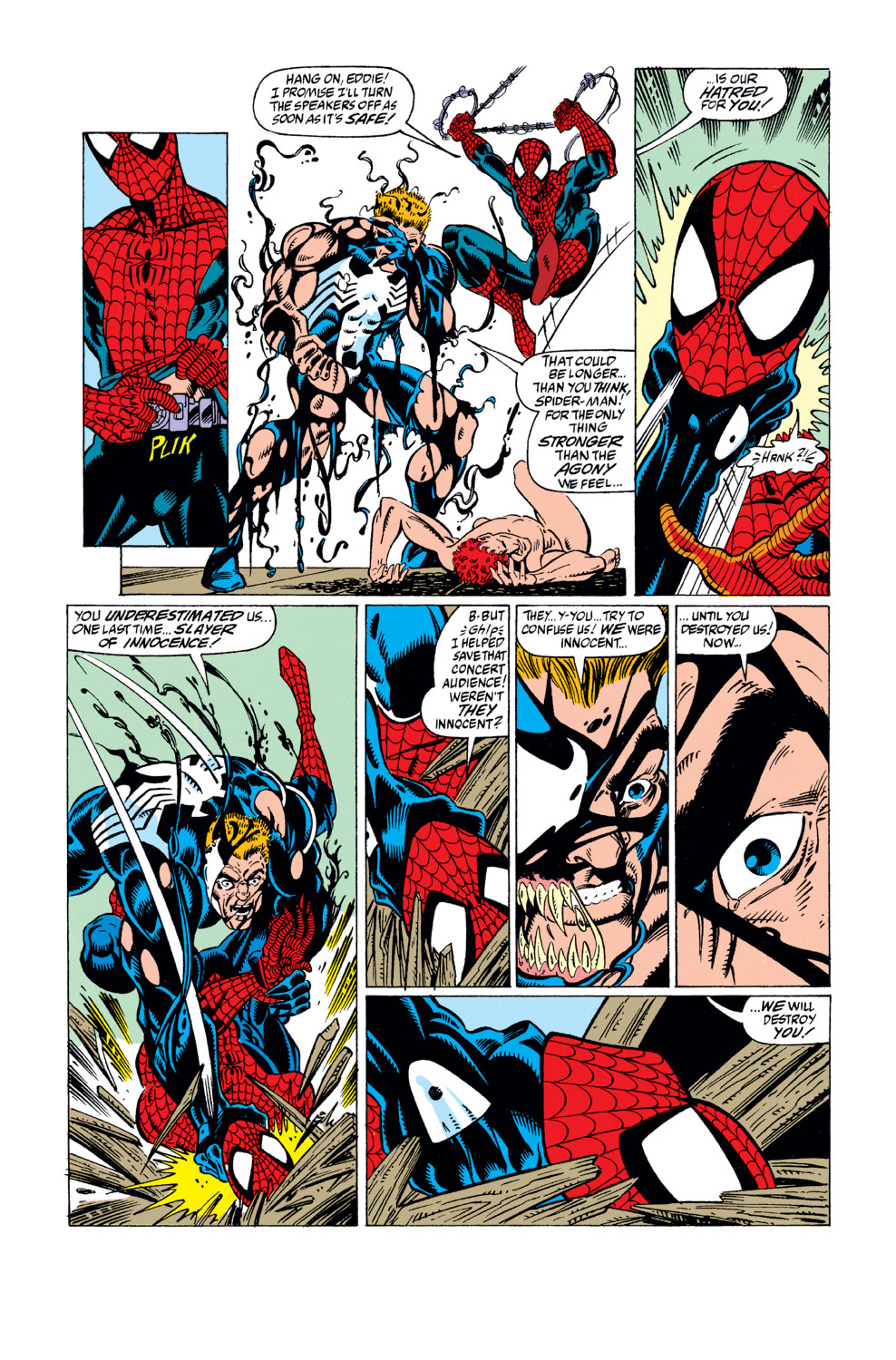 The Amazing Spider-Man (1963) 363 Page 19