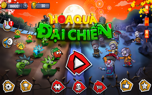 Game Hoa Qua Dai Chien hack