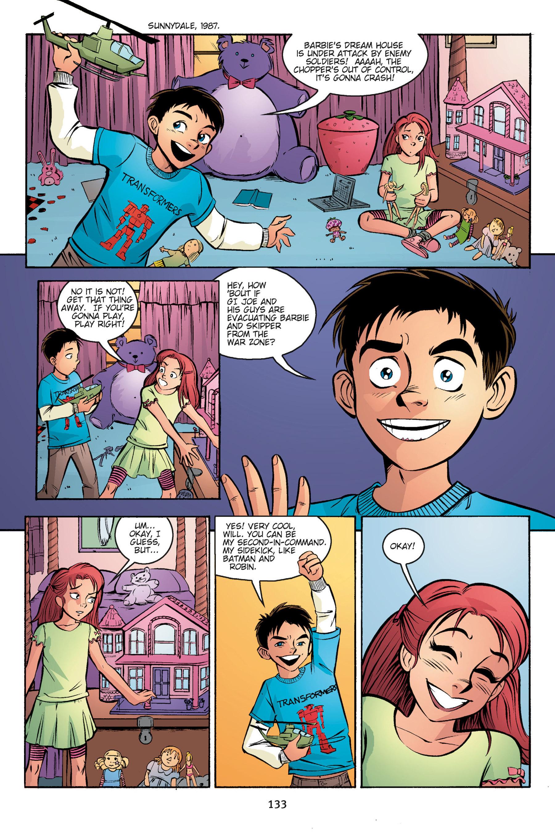 Read online Buffy the Vampire Slayer: Omnibus comic -  Issue # TPB 5 - 133