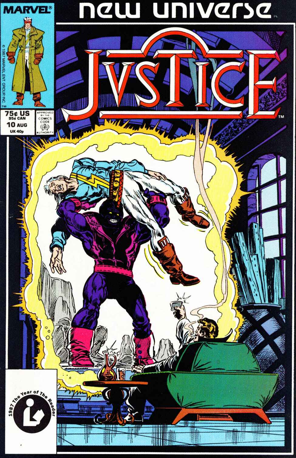 Justice (1986) 10 Page 1