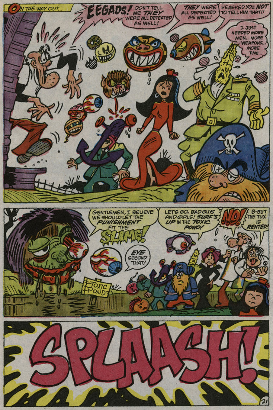 Madballs issue 9 - Page 30