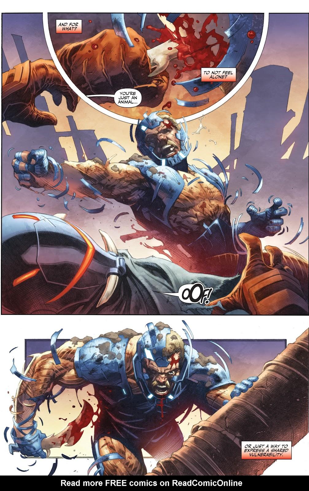 Read online X-O Manowar (2017) comic -  Issue #24 - 13