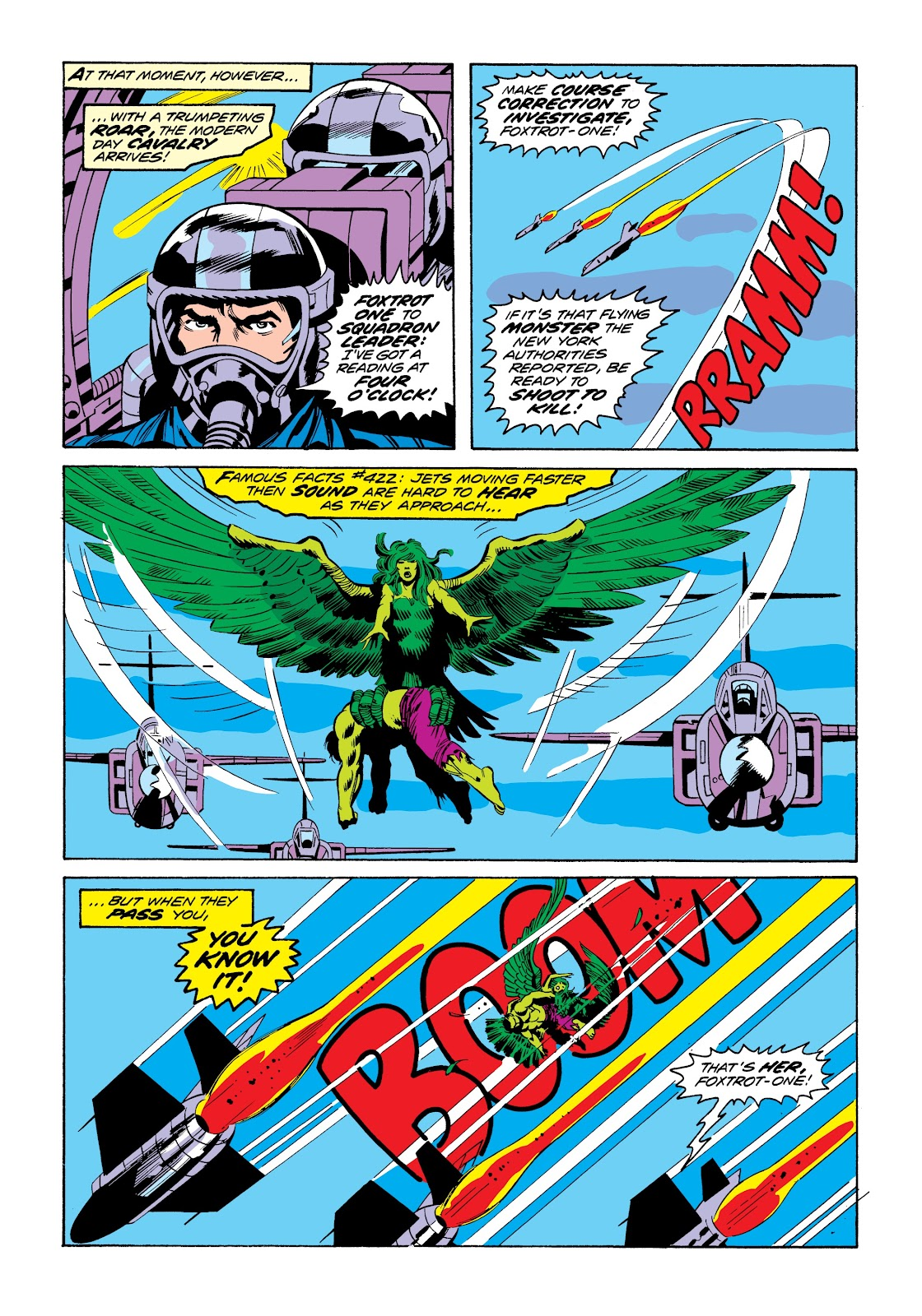 Read online Marvel Masterworks: The Incredible Hulk comic -  Issue # TPB 9 (Part 3) - 61