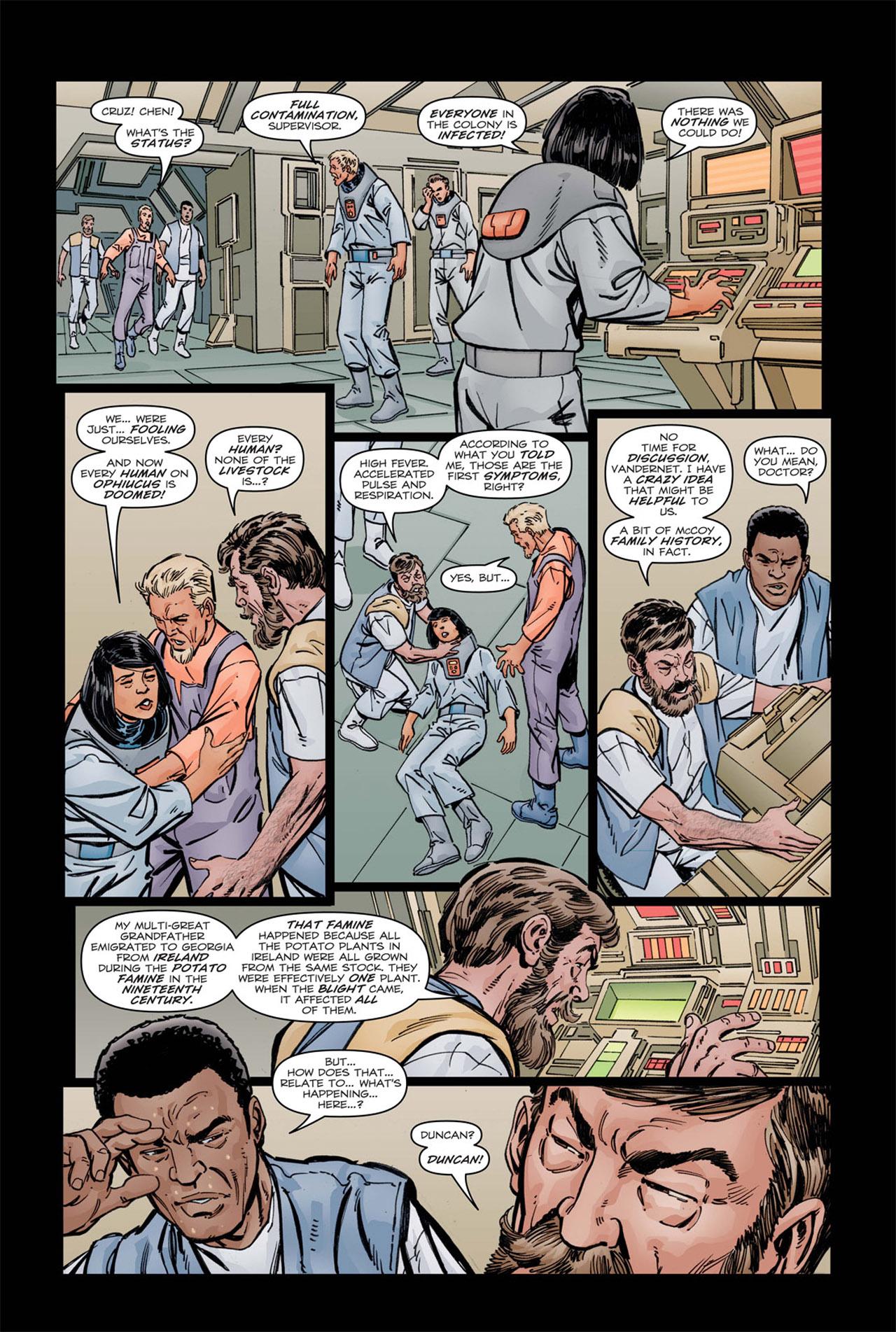 Read online Star Trek: Leonard McCoy, Frontier Doctor comic -  Issue #1 - 18