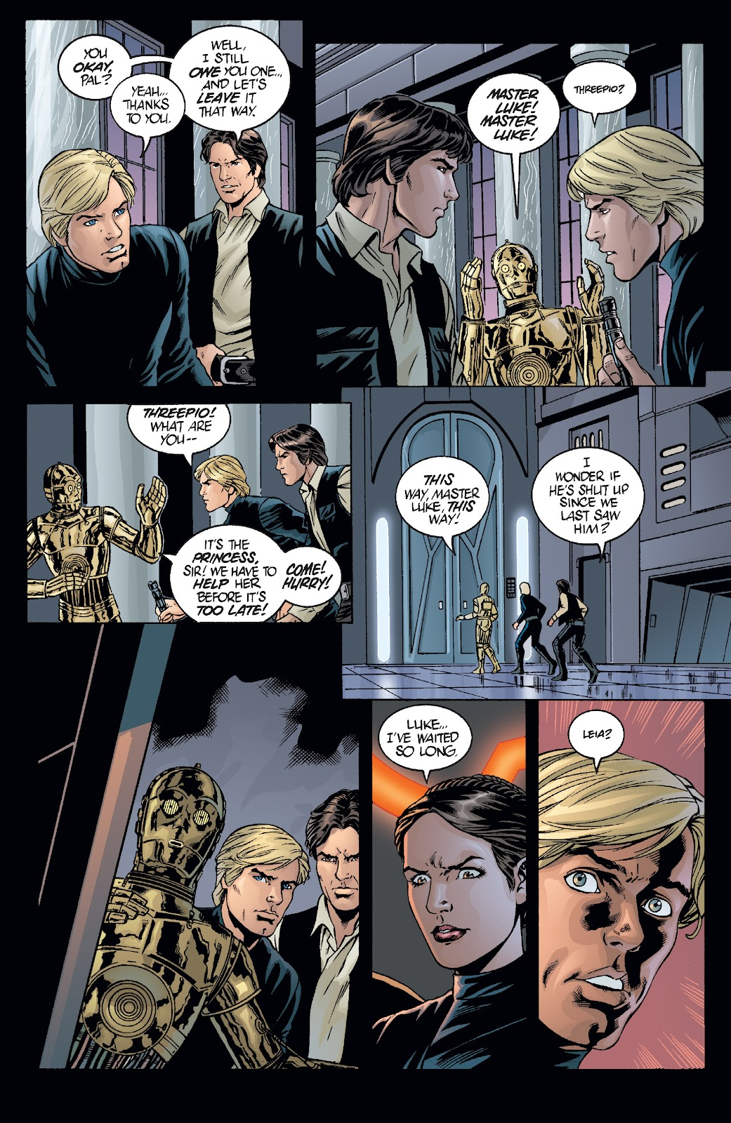 Read online Star Wars Legends: Infinities - Epic Collection comic -  Issue # TPB (Part 1) - 88
