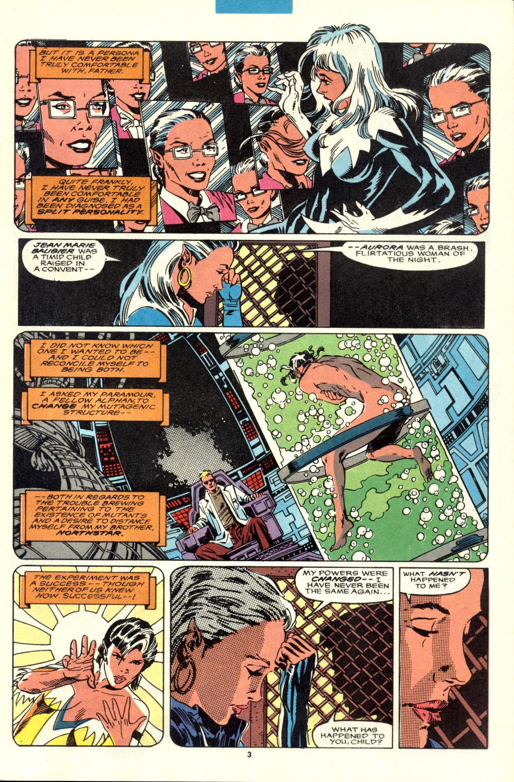 Read online Alpha Flight (1983) comic -  Issue #95 - 4