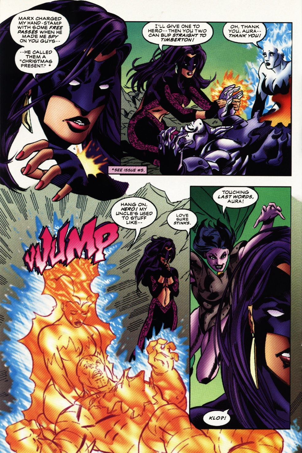Read online Superboy & The Ravers comic -  Issue #12 - 9