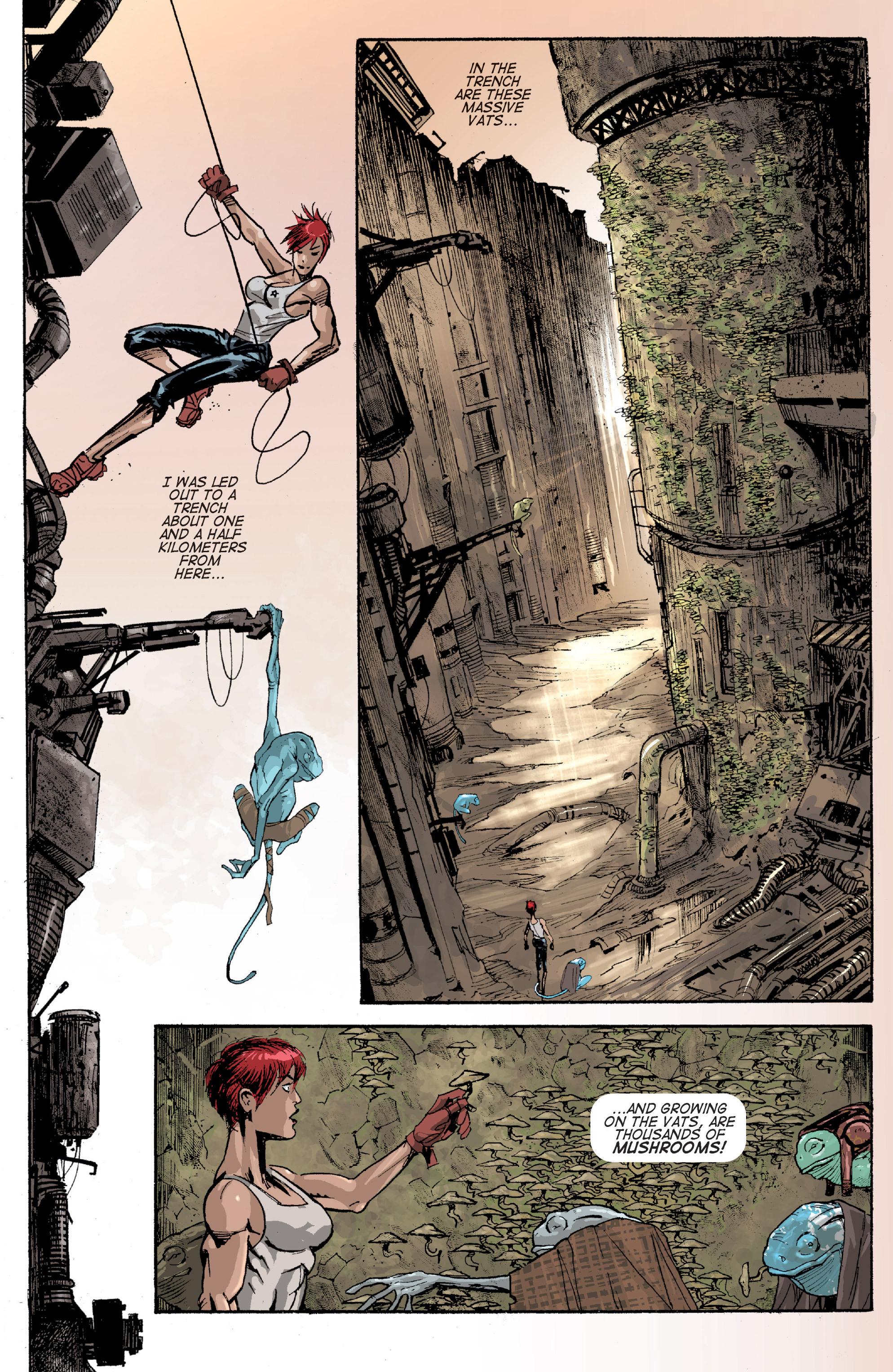Read online Planetoid comic -  Issue # TPB - 85