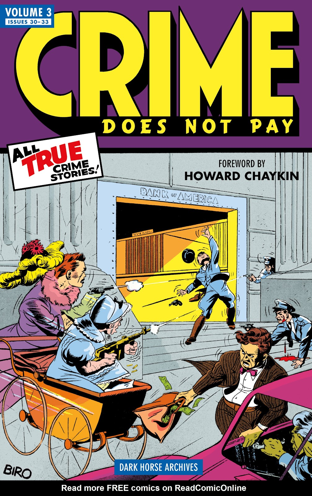 Read online Crime Does Not Pay Archives comic -  Issue # TPB 3 (Part 1) - 1