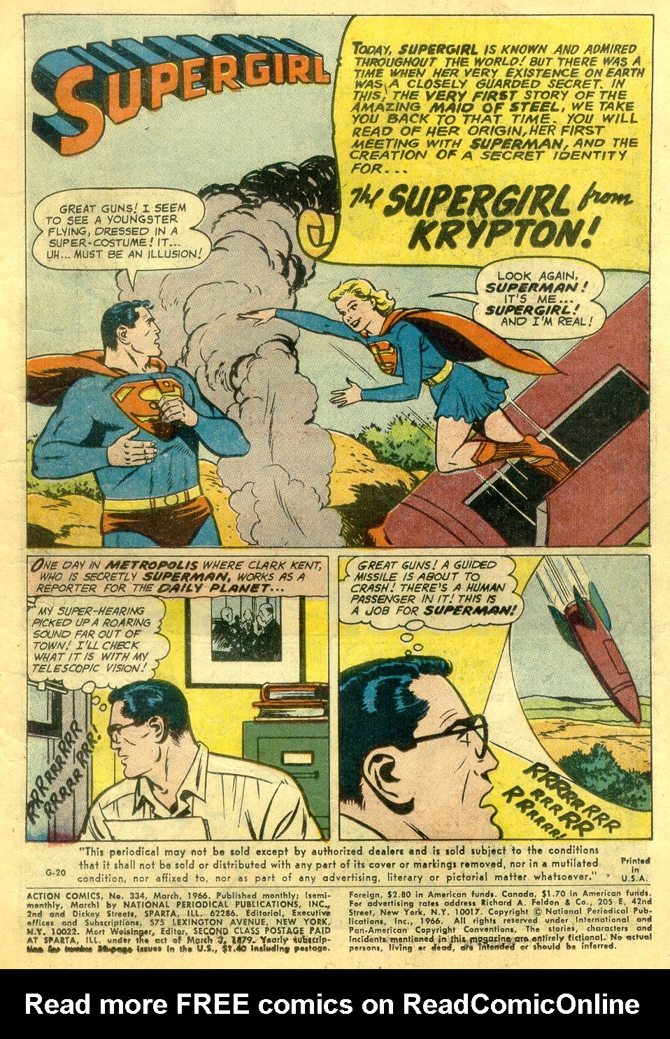 Action Comics (1938) 334 Page 2