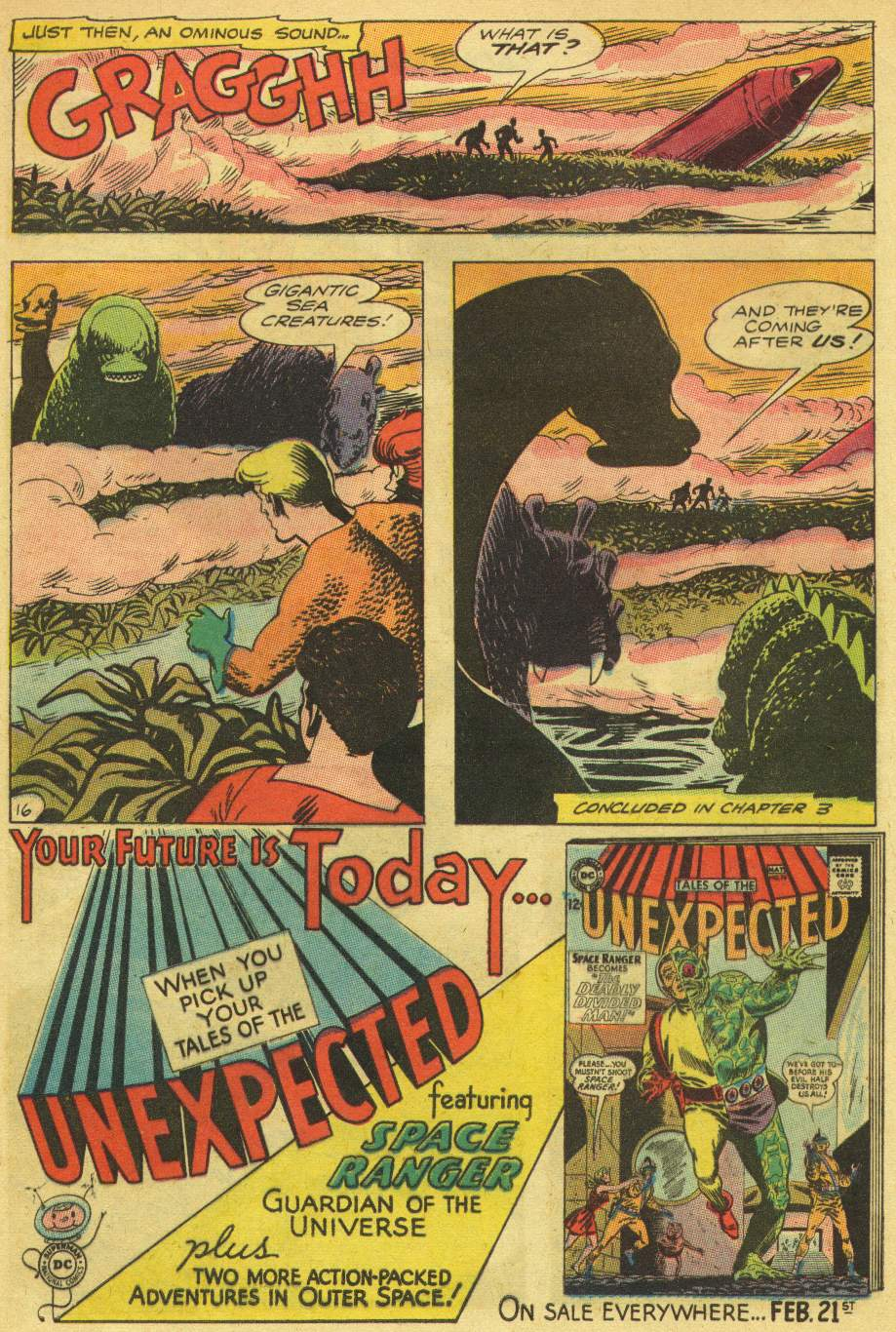 Read online Aquaman (1962) comic -  Issue #8 - 20