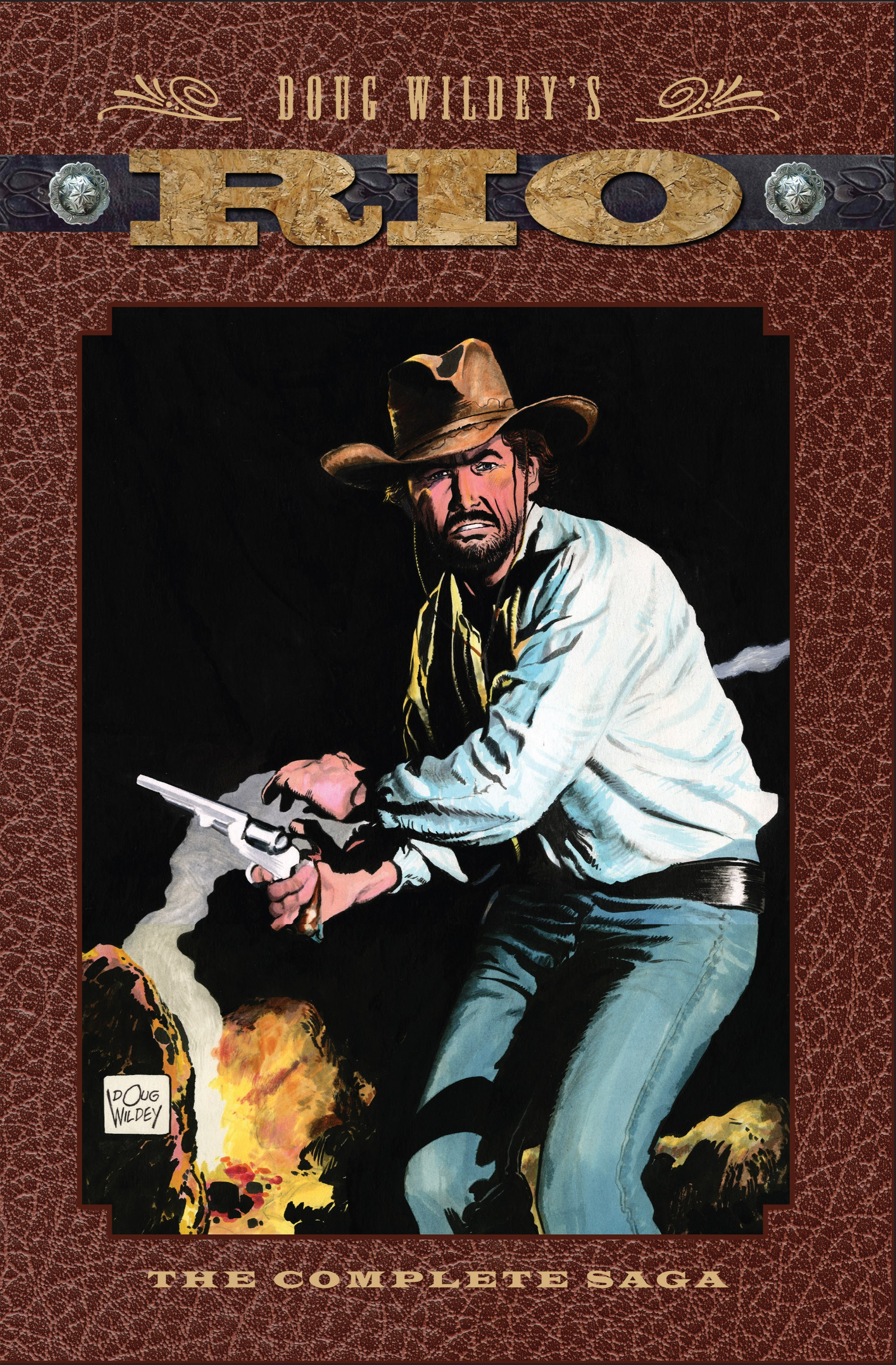Doug Wildeys Rio: The Complete Saga TPB_(Part_1) Page 1