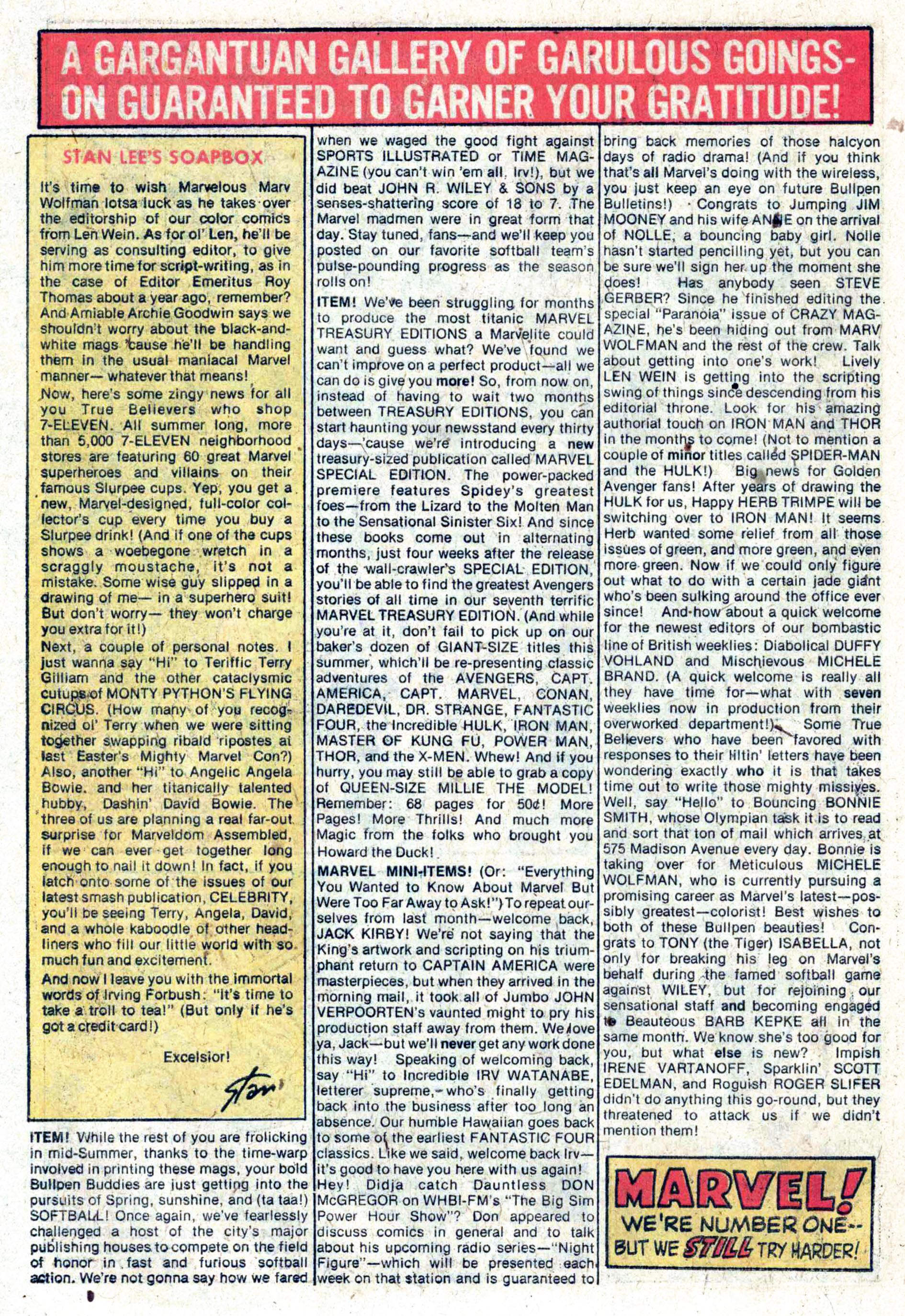 Read online Amazing Adventures (1970) comic -  Issue #33 - 29