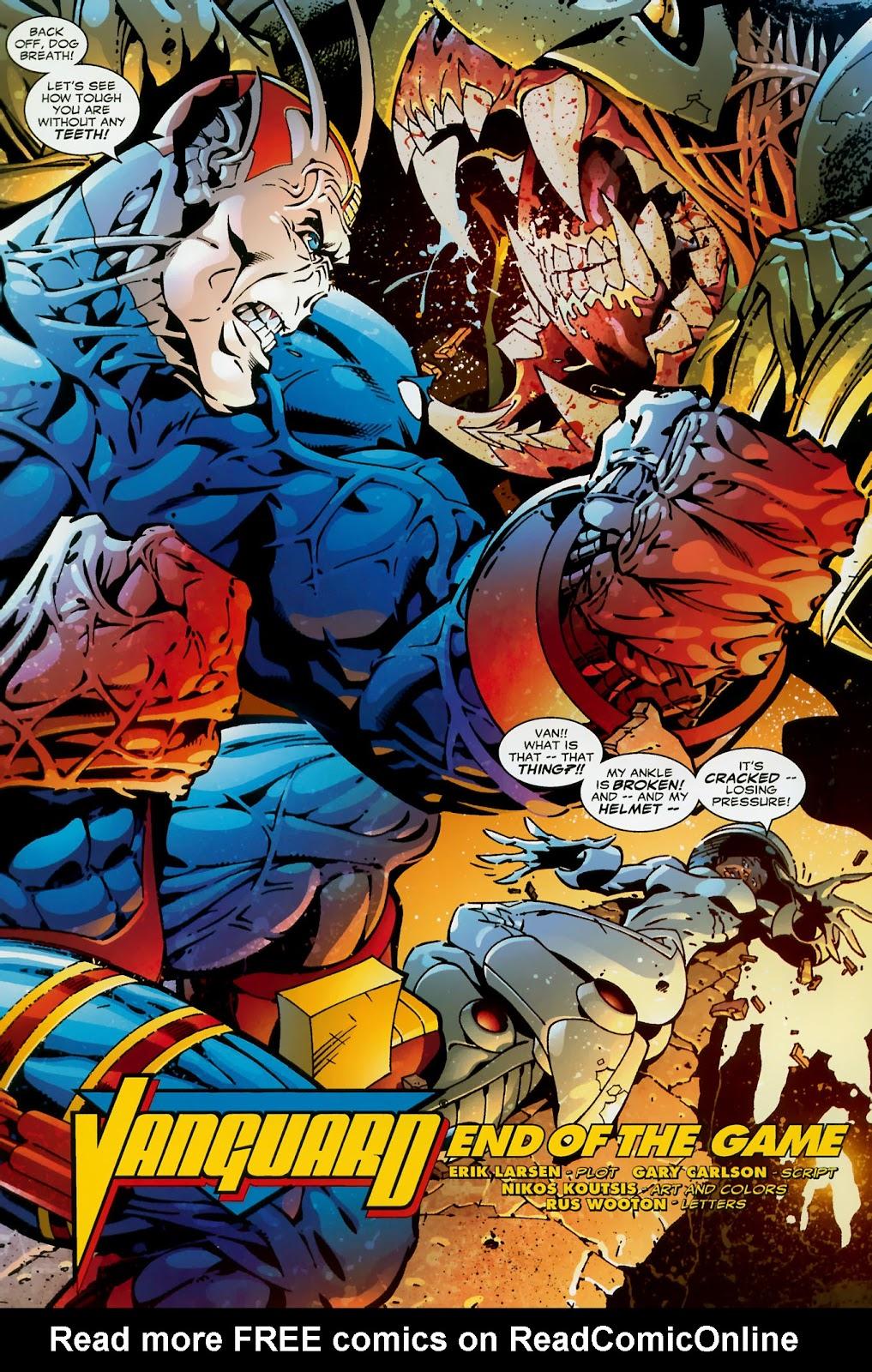 The Savage Dragon (1993) Issue #150 #153 - English 33
