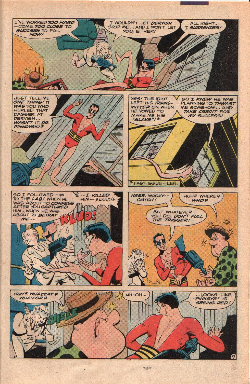 Read online Adventure Comics (1938) comic -  Issue #469 - 31