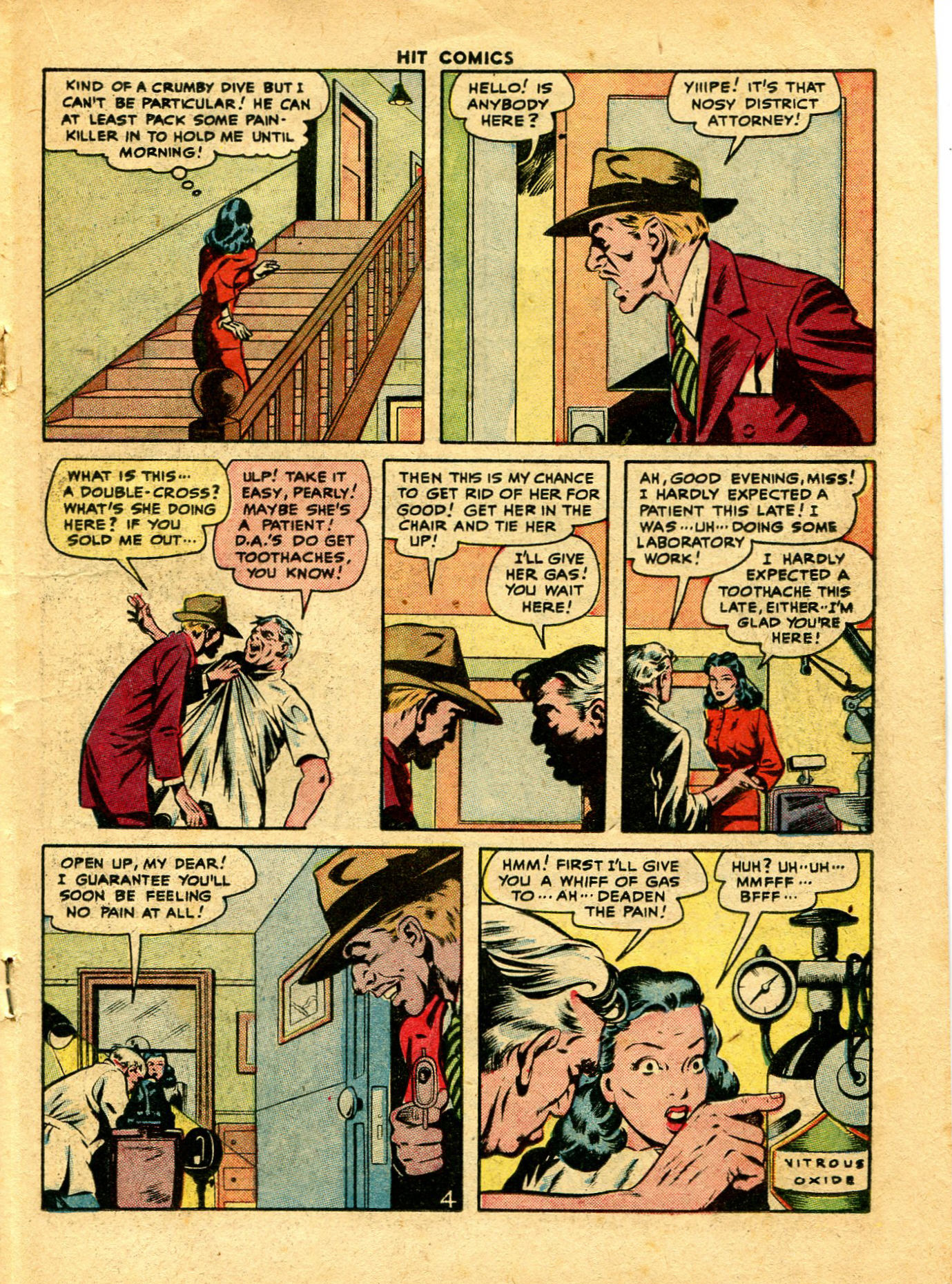 Read online Hit Comics comic -  Issue #48 - 29