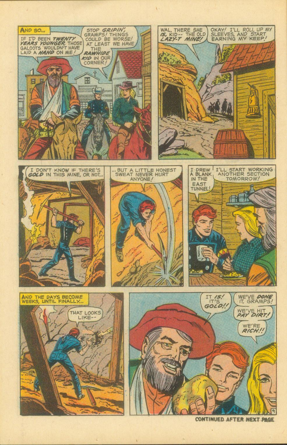 The Rawhide Kid (1955) issue 87 - Page 15