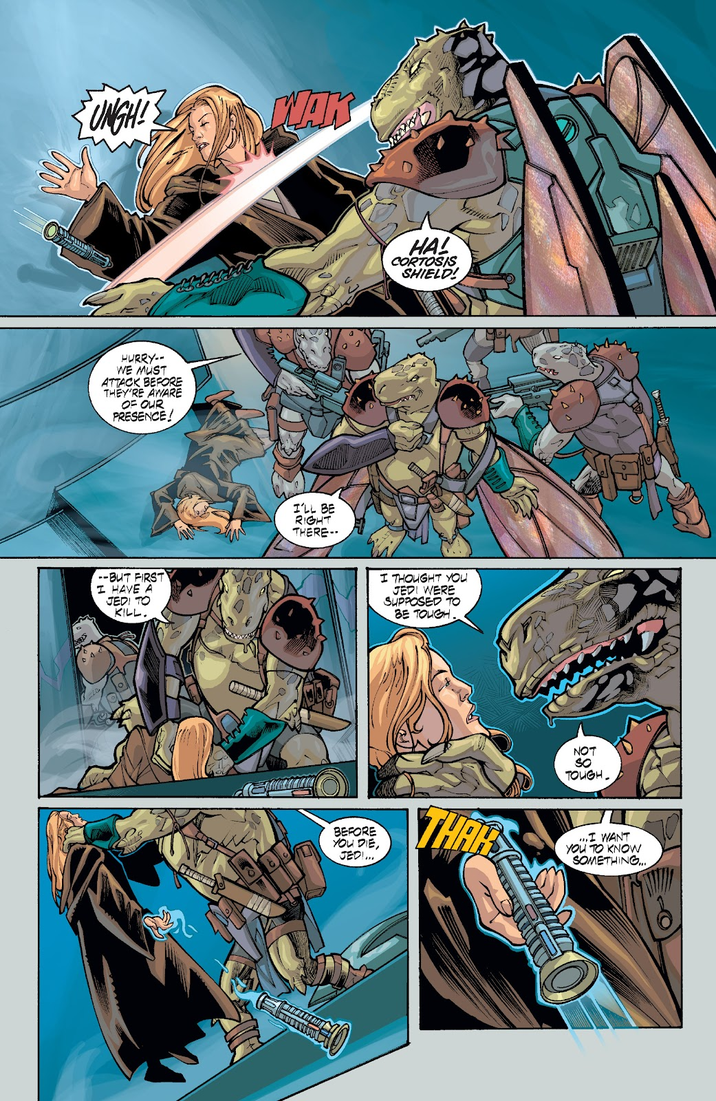 Read online Star Wars Legends: Rise of the Sith - Epic Collection comic -  Issue # TPB 1 (Part 4) - 94