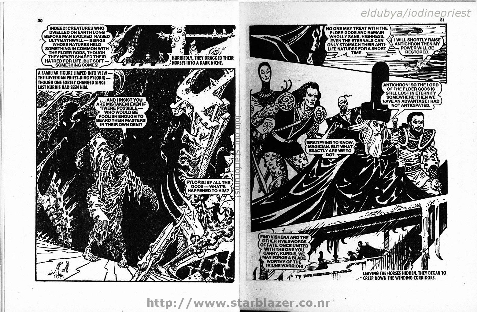 Starblazer issue 271 - Page 17