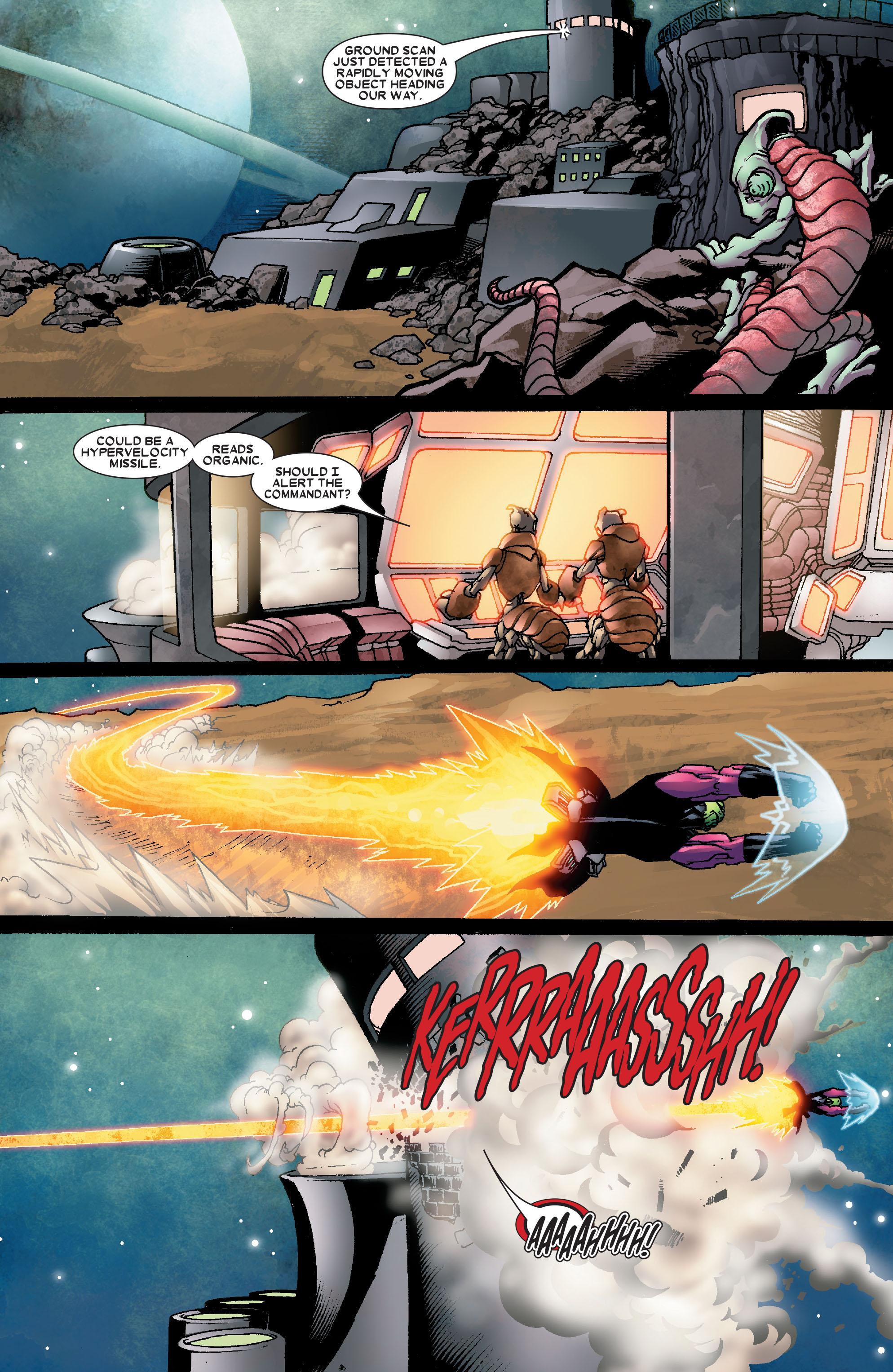 Read online Annihilation: Super-Skrull comic -  Issue #2 - 12