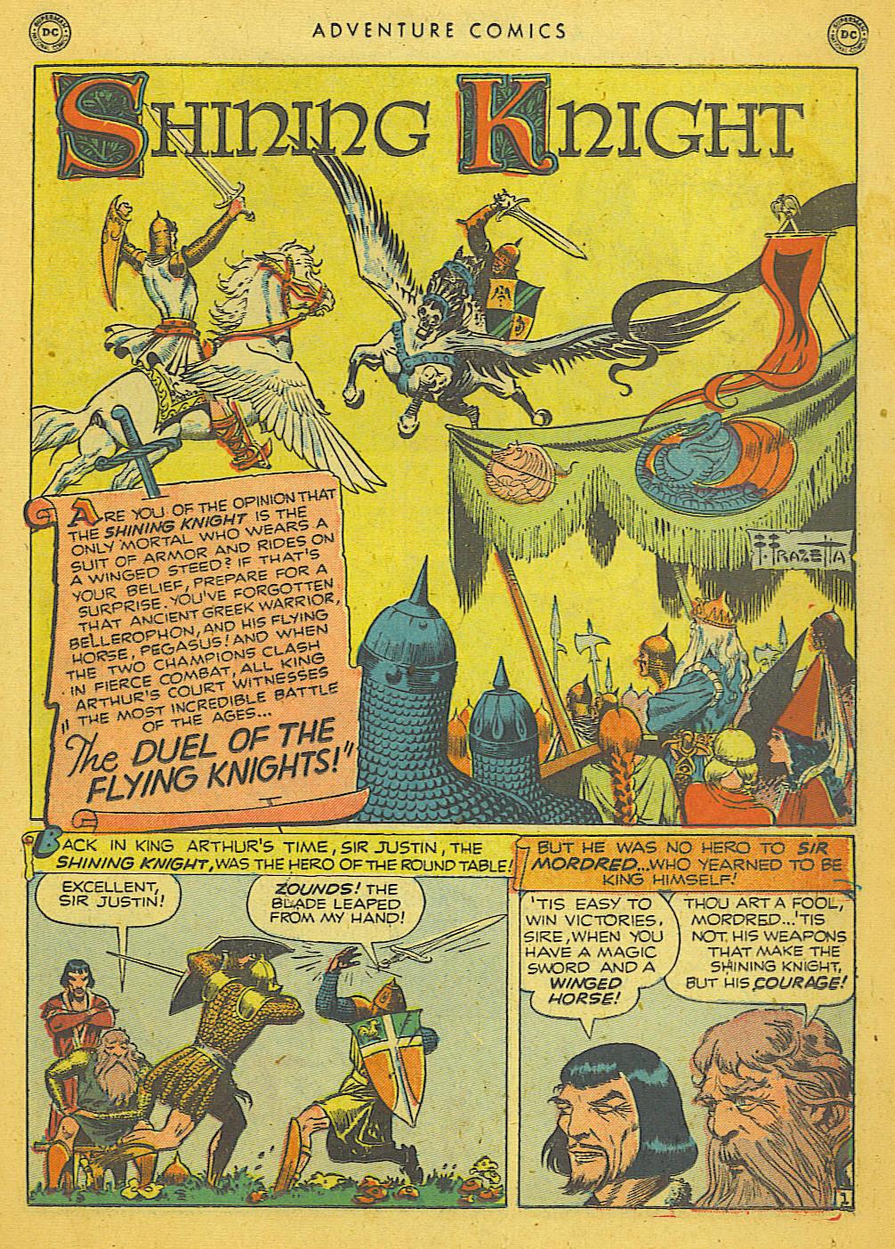 Read online Adventure Comics (1938) comic -  Issue #153 - 16