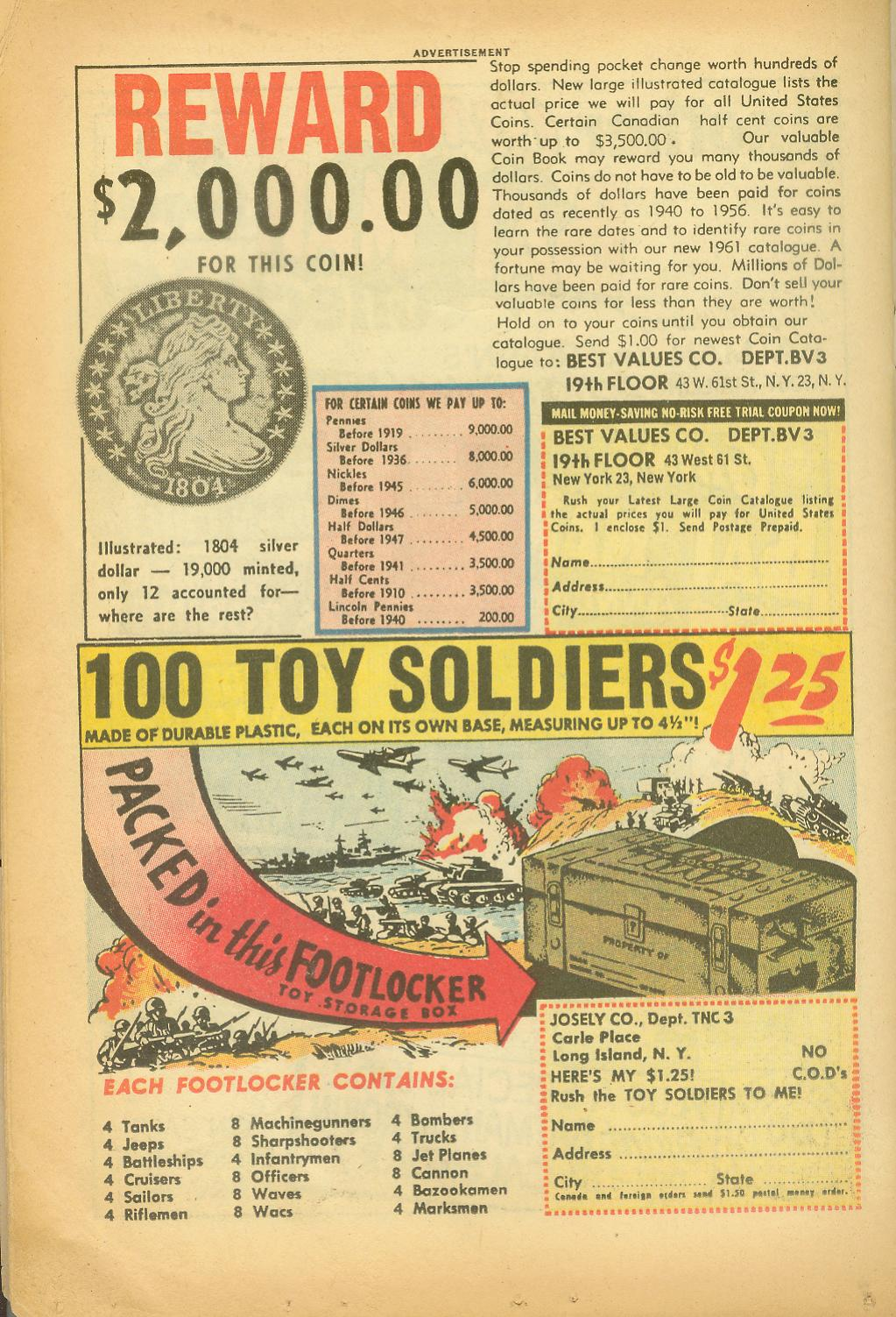 Our Fighting Forces (1954) issue 65 - Page 34