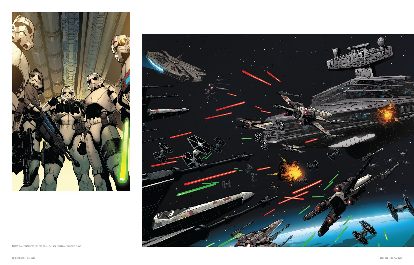 Read online The Marvel Art of Star Wars comic -  Issue # TPB (Part 2) - 2