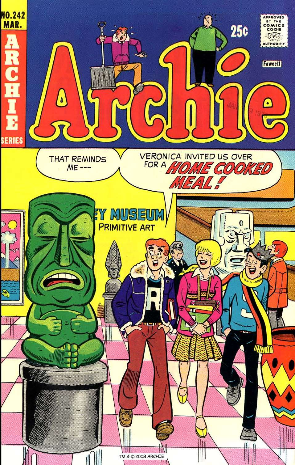 Read online Archie (1960) comic -  Issue #242 - 1