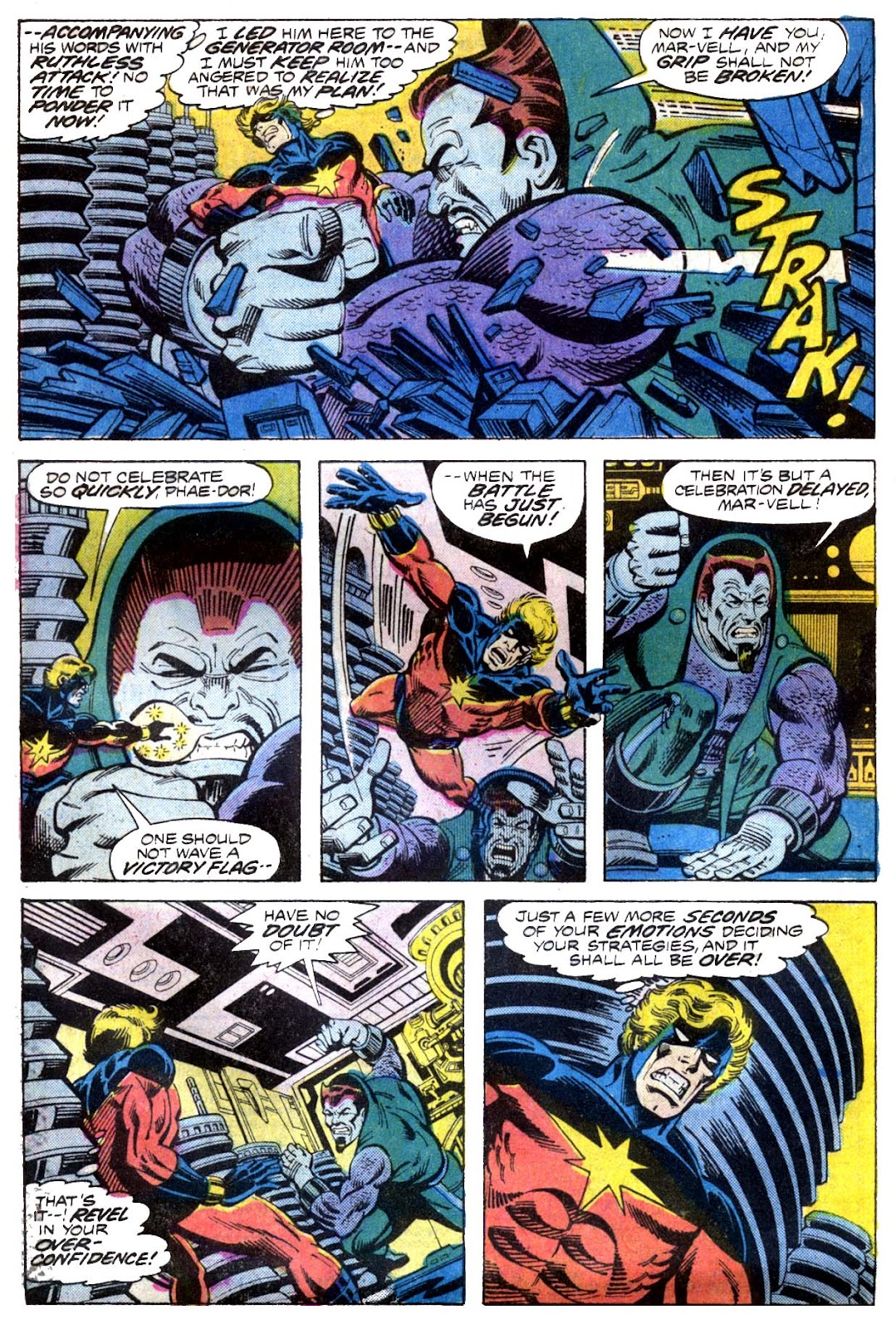 Captain Marvel (1968) issue 52 - Page 15