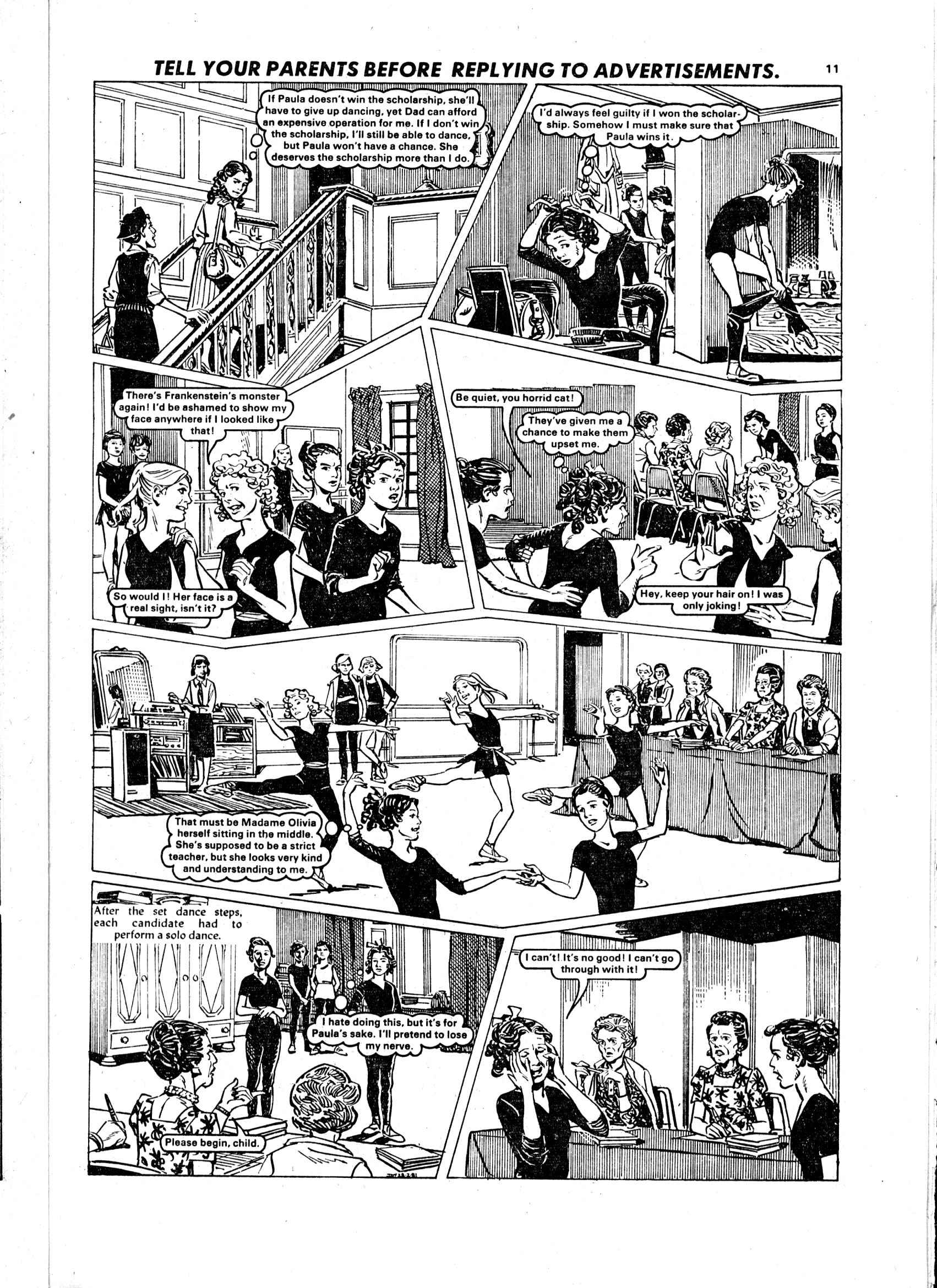 Read online Judy comic -  Issue #1103 - 11