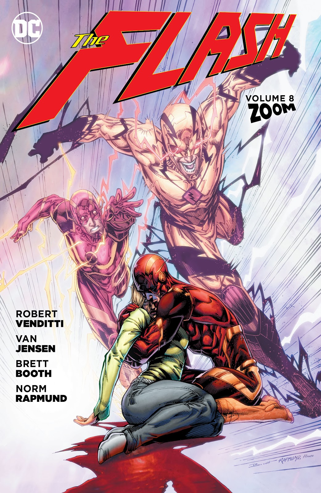 Read online The Flash (2011) comic -  Issue # _TPB 8 (Part 1) - 1