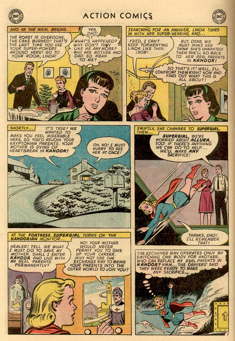 Read online Action Comics (1938) comic -  Issue #314 - 24