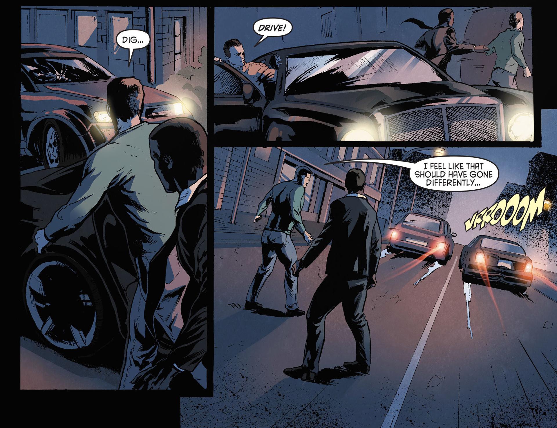 Read online Arrow [II] comic -  Issue #21 - 16