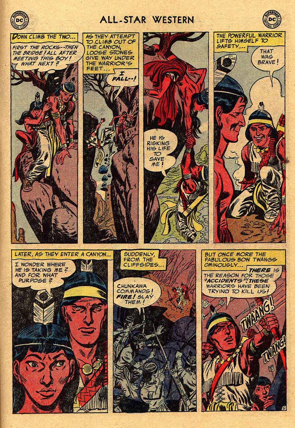 Read online All-Star Western (1951) comic -  Issue #80 - 15