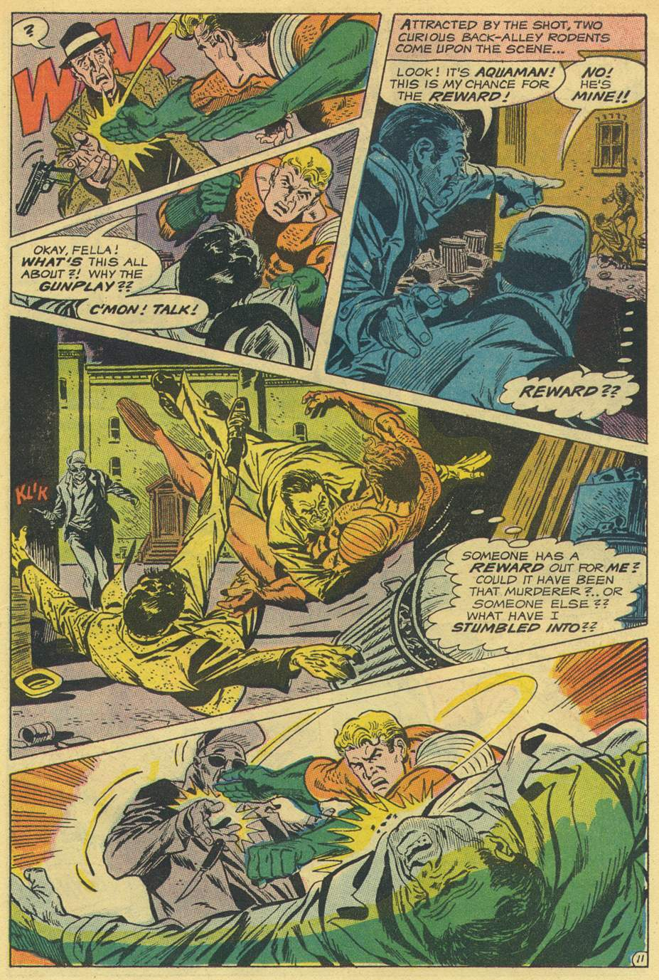 Read online Aquaman (1962) comic -  Issue #44 - 15