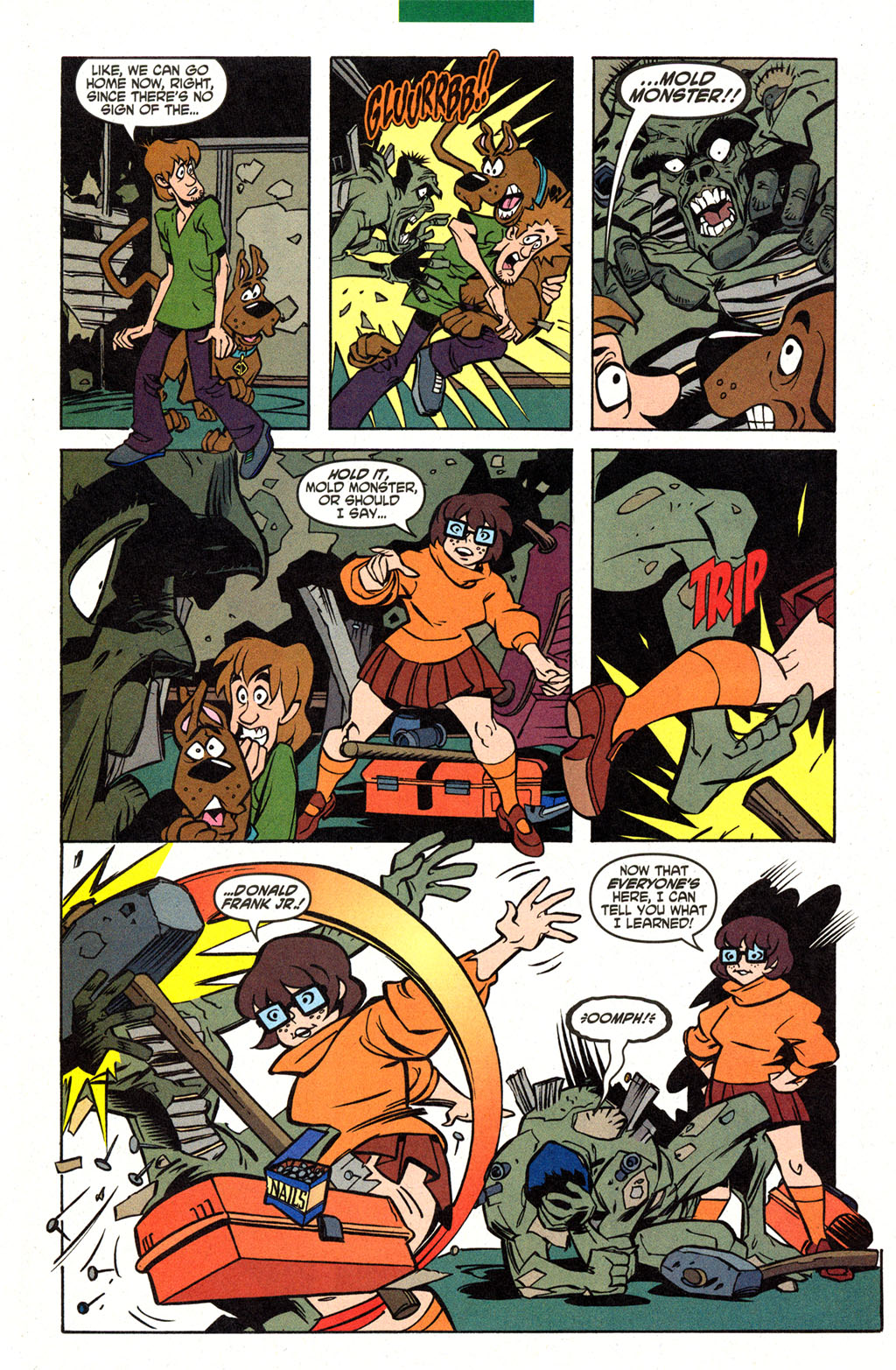 Read online Scooby-Doo (1997) comic -  Issue #99 - 18