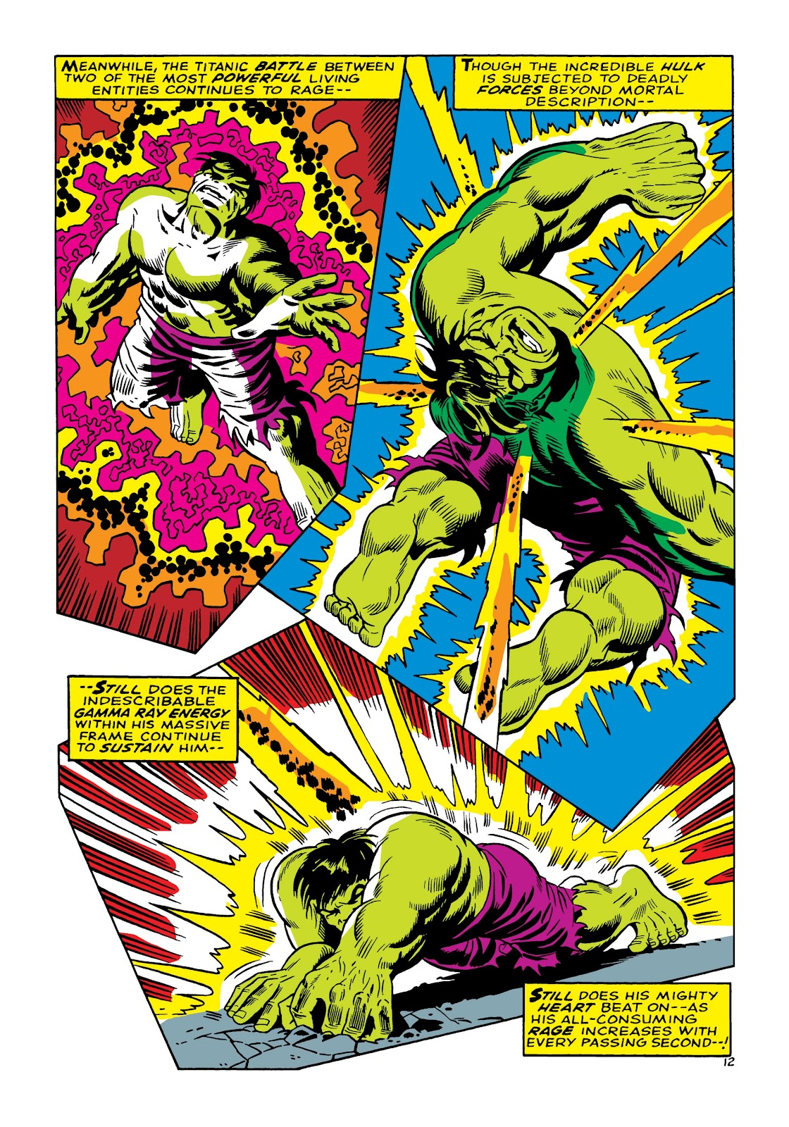 Read online Marvel Masterworks: The Incredible Hulk comic -  Issue # TPB 5 (Part 1) - 39