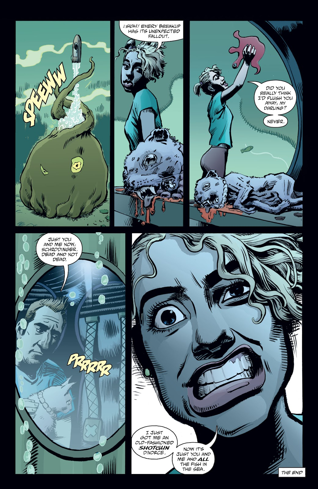 Read online Strange Adventures (2014) comic -  Issue # TPB (Part 2) - 13