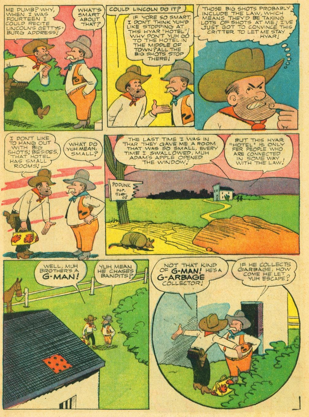 Captain Marvel Adventures issue 133 - Page 25