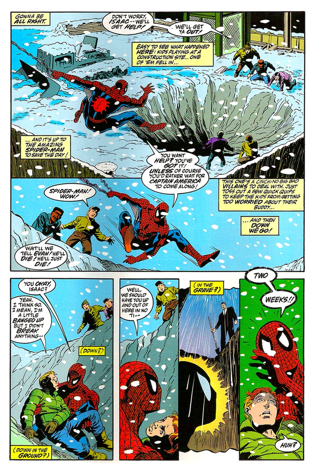 Read online The Amazing Spider-Man: Soul of the Hunter comic -  Issue # Full - 11