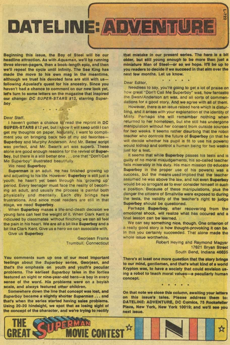 Read online Adventure Comics (1938) comic -  Issue #453 - 33