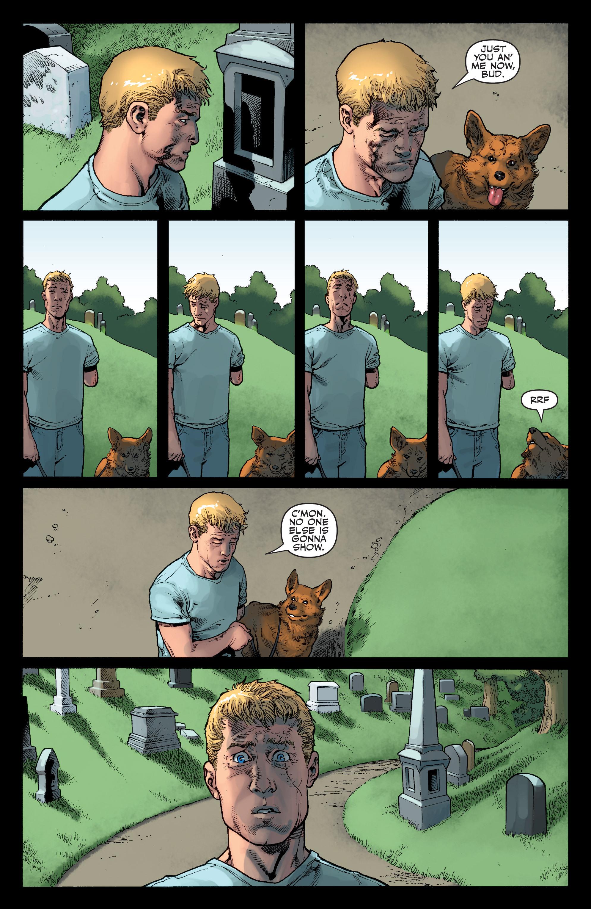 Read online Sentry: Fallen Sun comic -  Issue # Full - 4