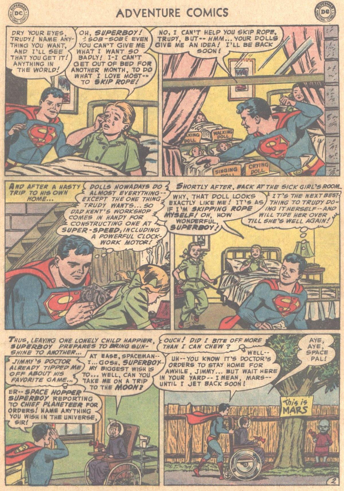 Read online Adventure Comics (1938) comic -  Issue #331 - 20