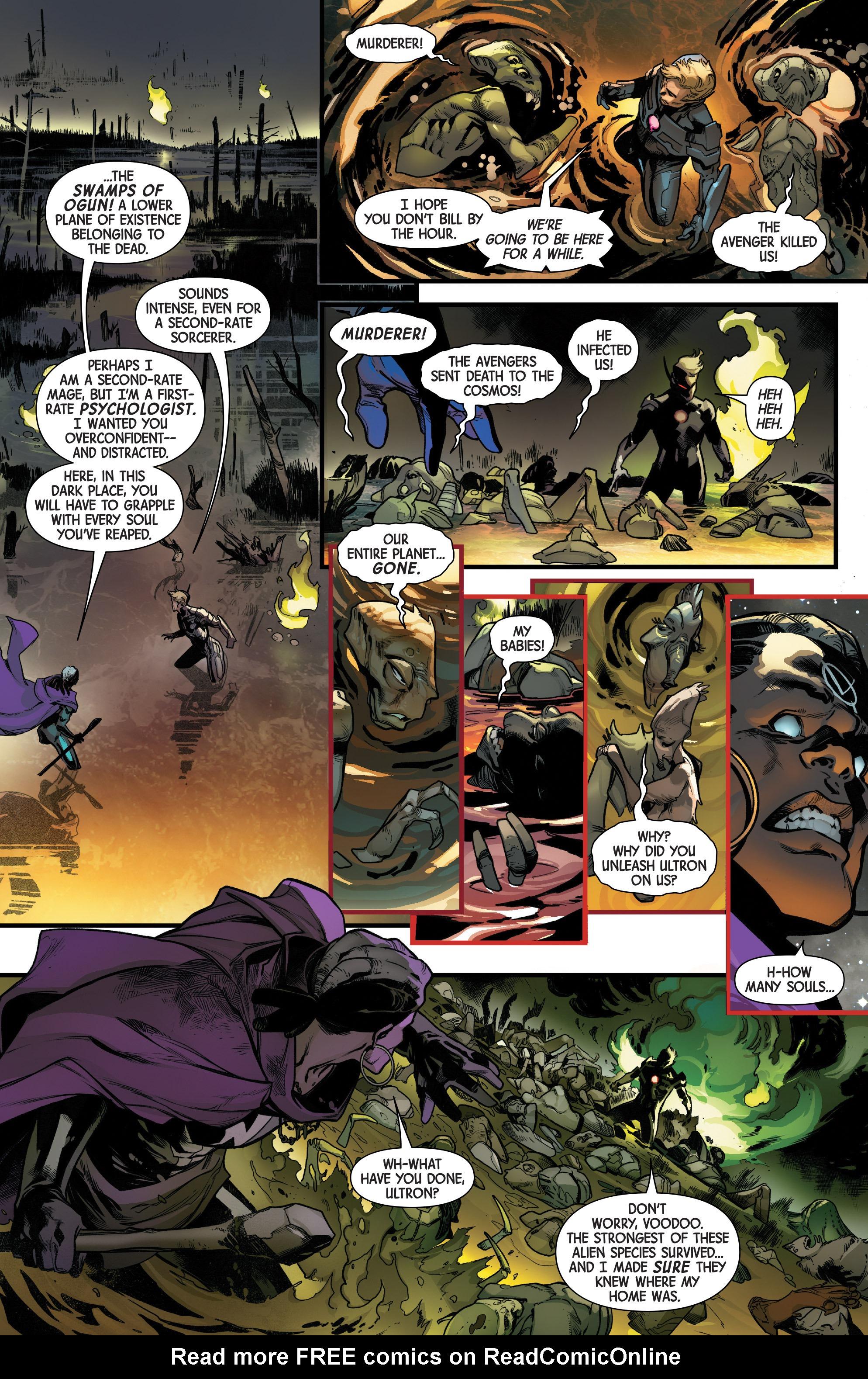 Read online Uncanny Avengers [II] comic -  Issue #12 - 8