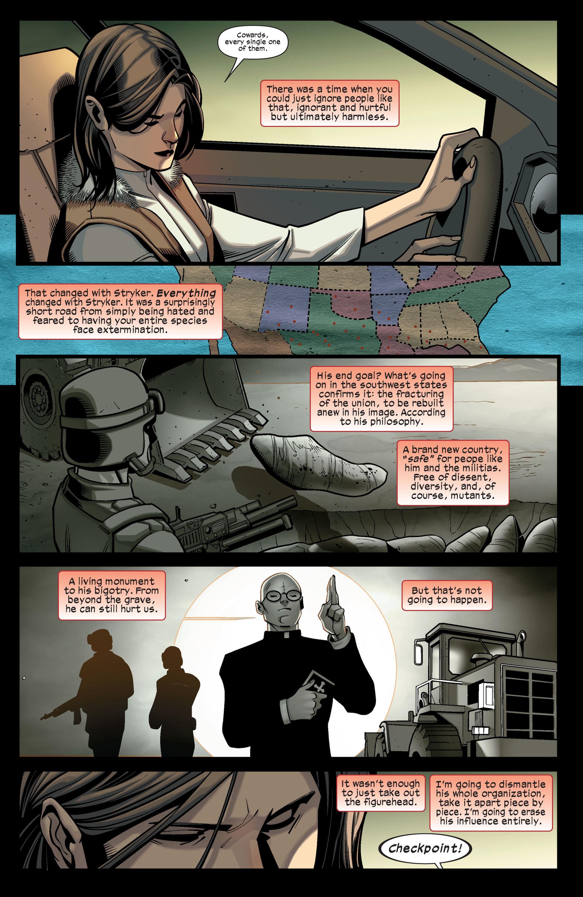 Read online Ultimate Comics X-Men comic -  Issue #14 - 14