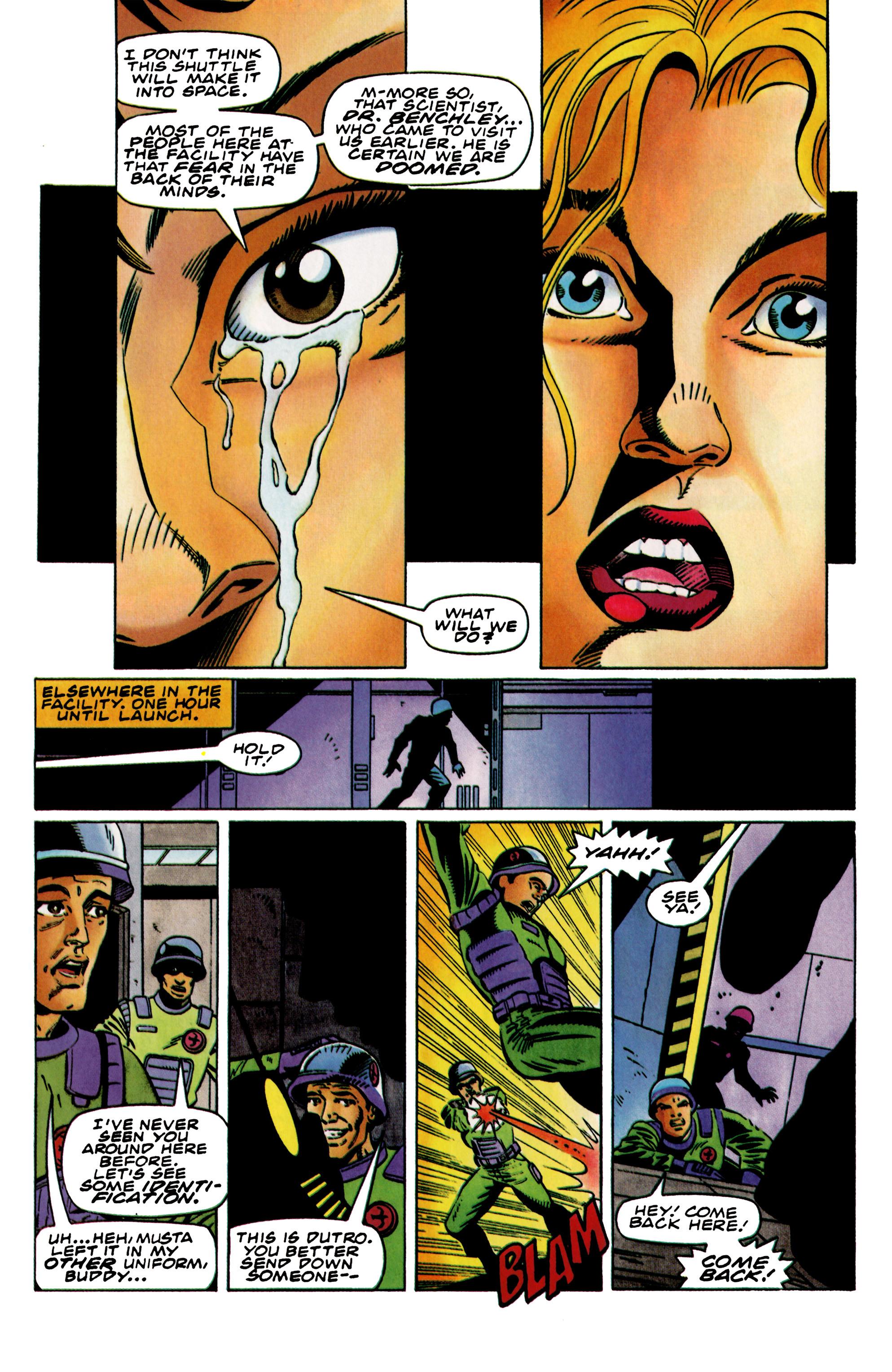 Read online Harbinger (1992) comic -  Issue #37 - 15