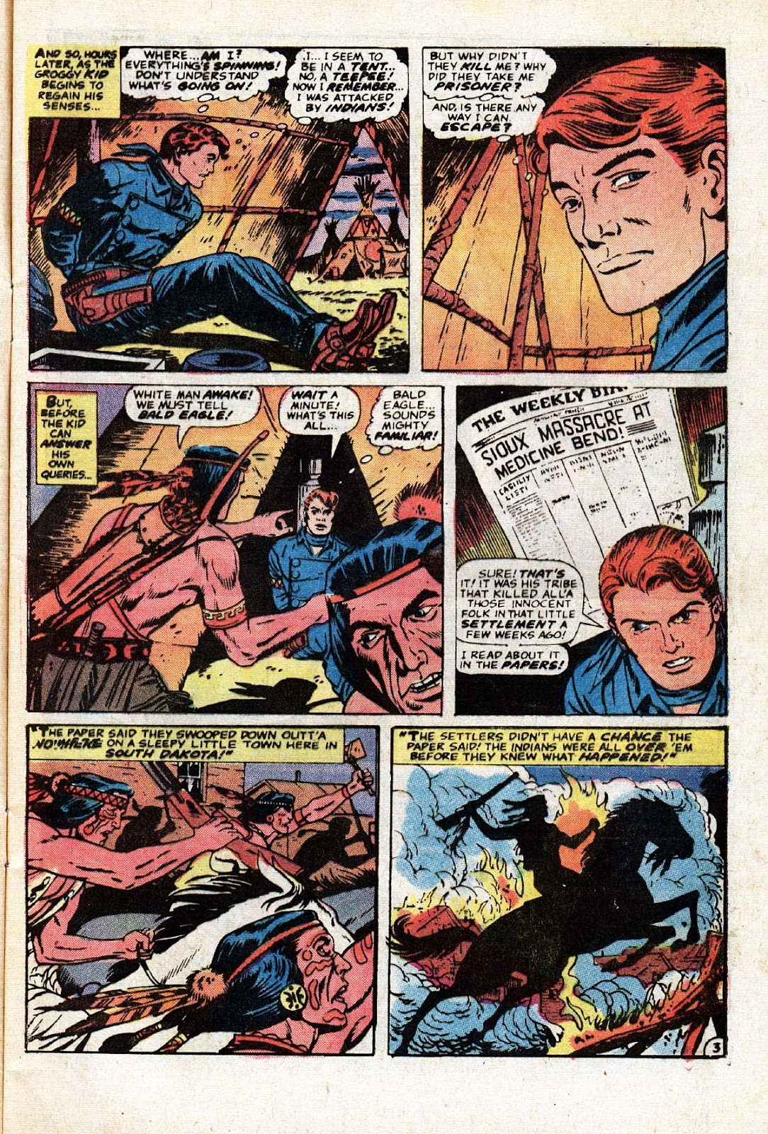 The Mighty Marvel Western issue 15 - Page 4