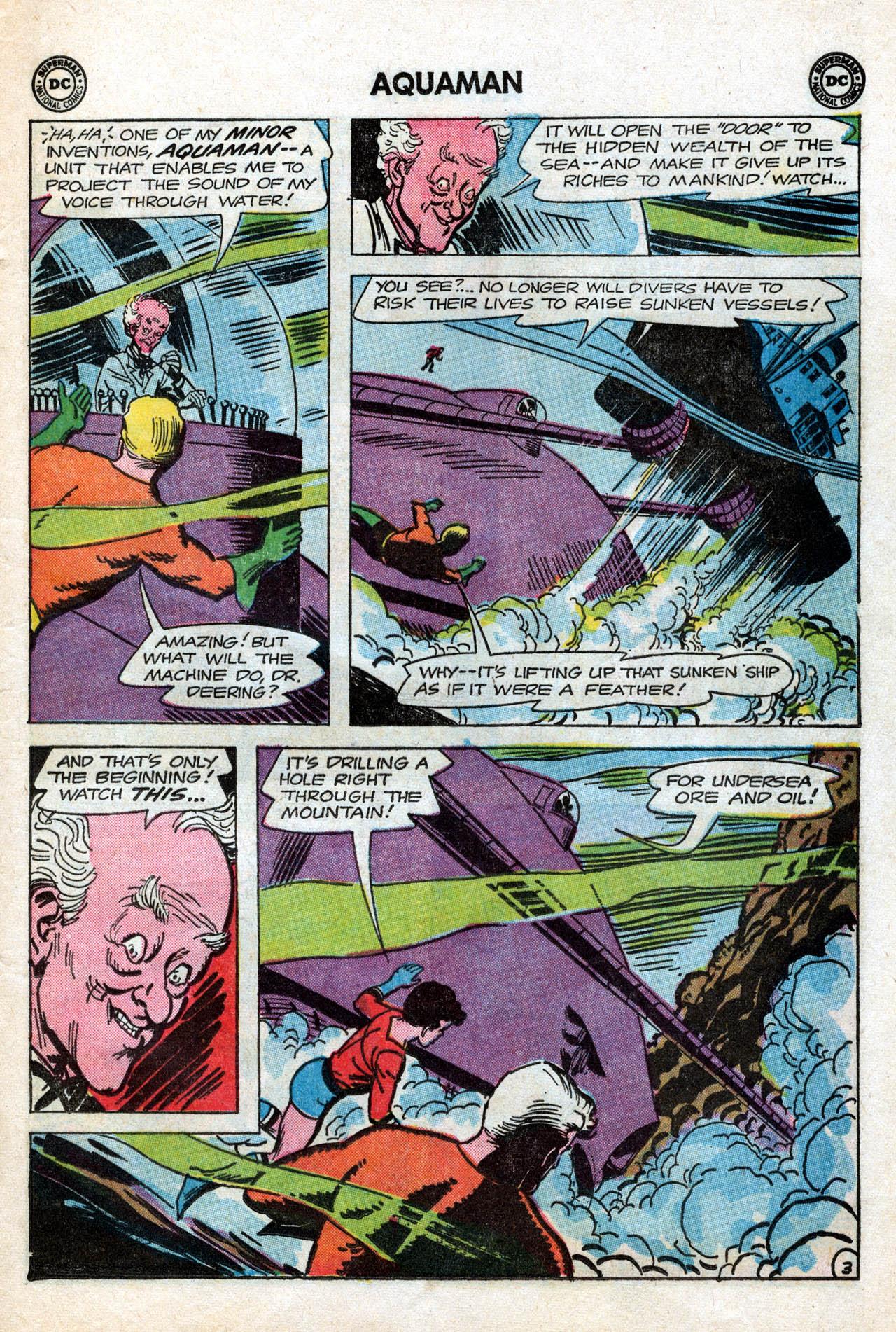 Read online Aquaman (1962) comic -  Issue #15 - 5