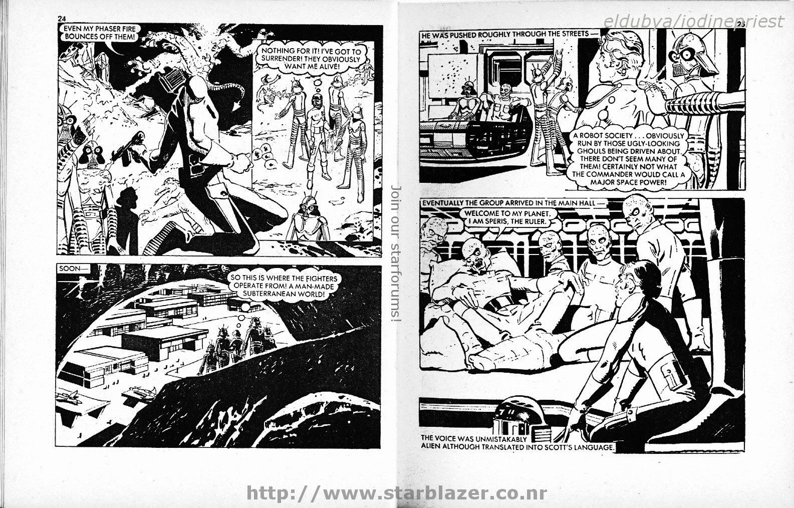 Starblazer issue 135 - Page 14