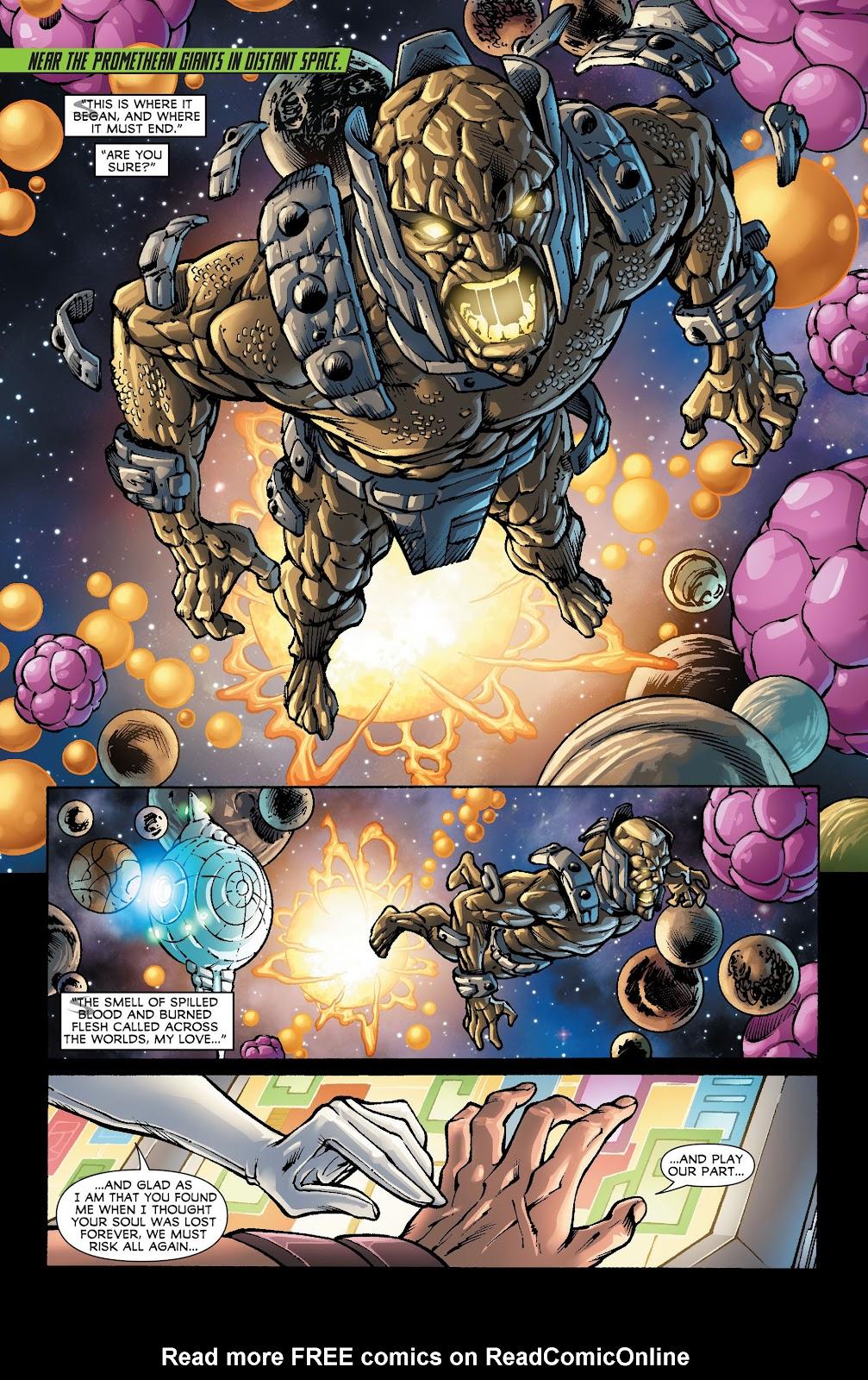 Legion of Super-Heroes (2011) Issue #22 #23 - English 9